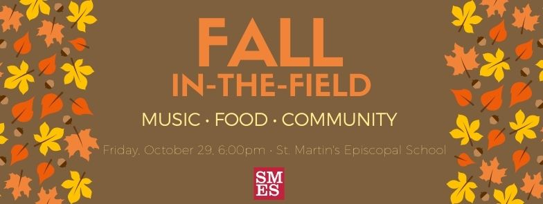 Fall in the Field at St Martins